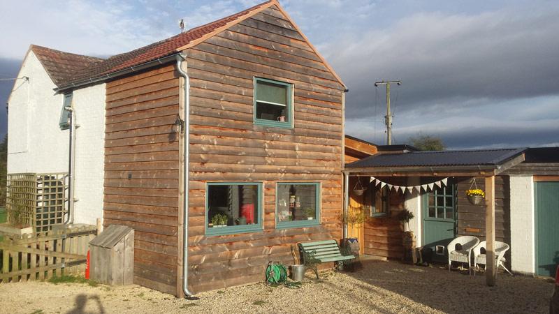 hereford sustainable architect