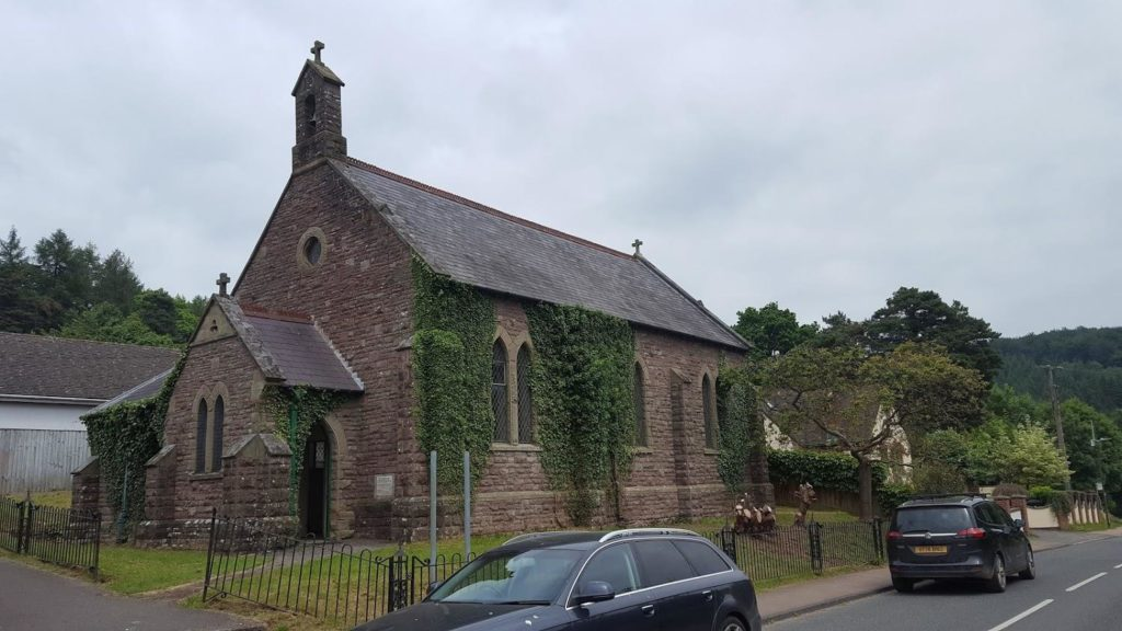We are currently converting this church into a fantastic home!