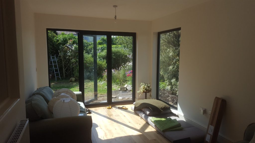 House extension in Bristol
