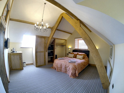 Barn conversion in Herefordshire