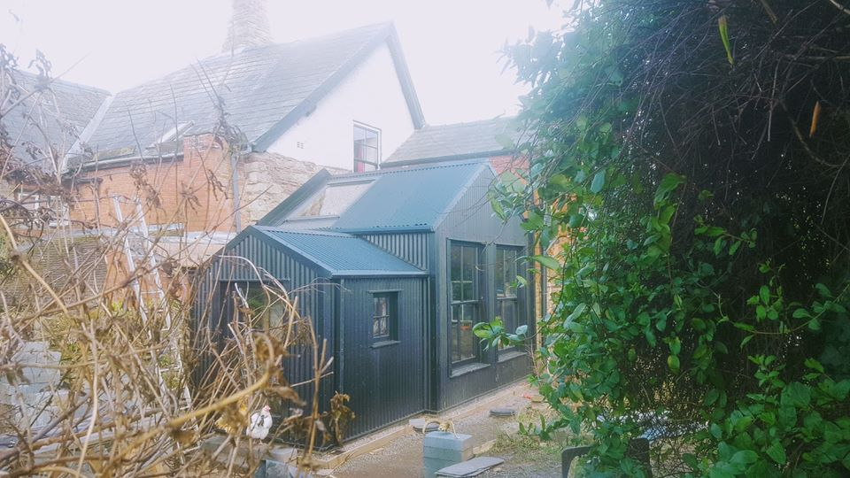Extension to listed house 3